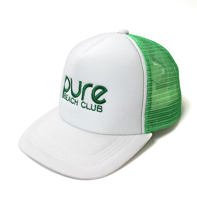 Wholesale Mesh Trucker Snapback Hat Cap