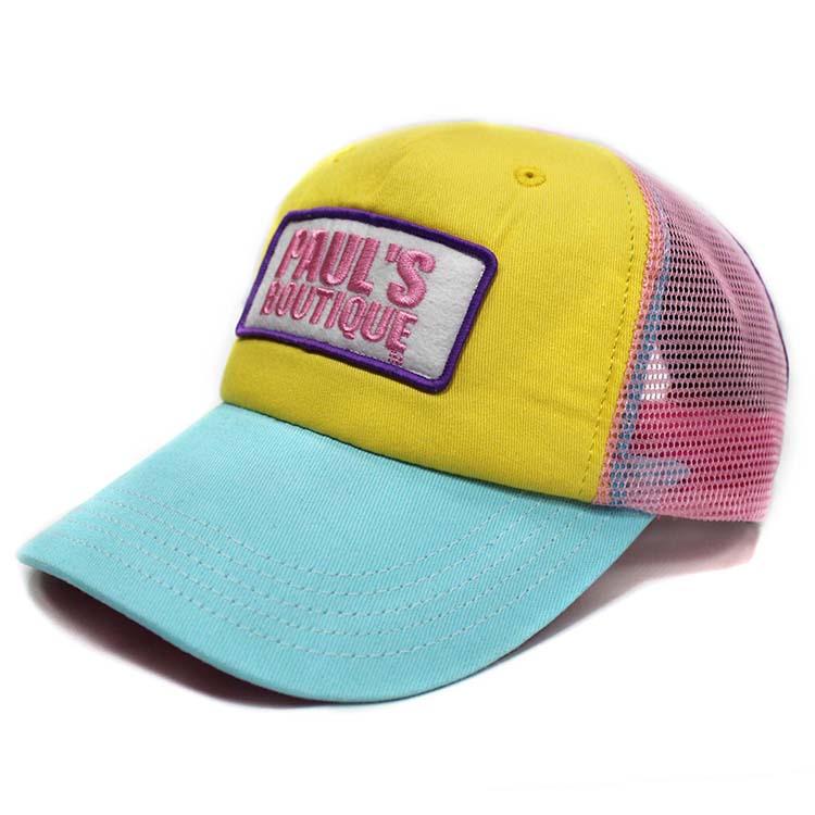Custom Design Trucker Hat Back Mesh Baseball Caps