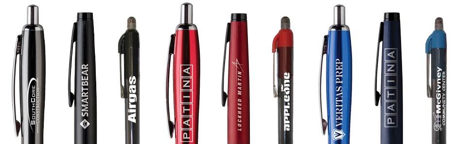 Custom Imprinted Promotional Pens