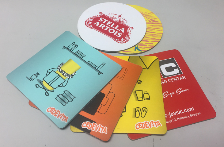 Custom Promotional Coasters