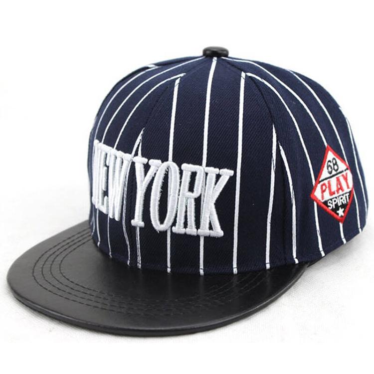 100% Cotton Twill Snap Back Flat Bill Hat