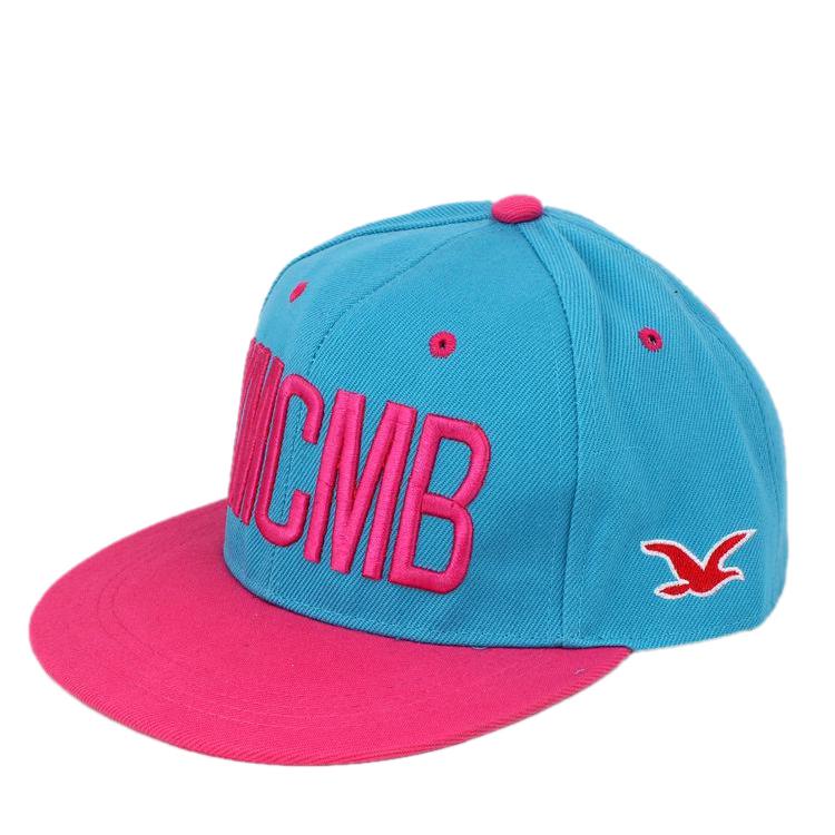 Custom Adjustable Flat Bill Snapback Baseball Caps