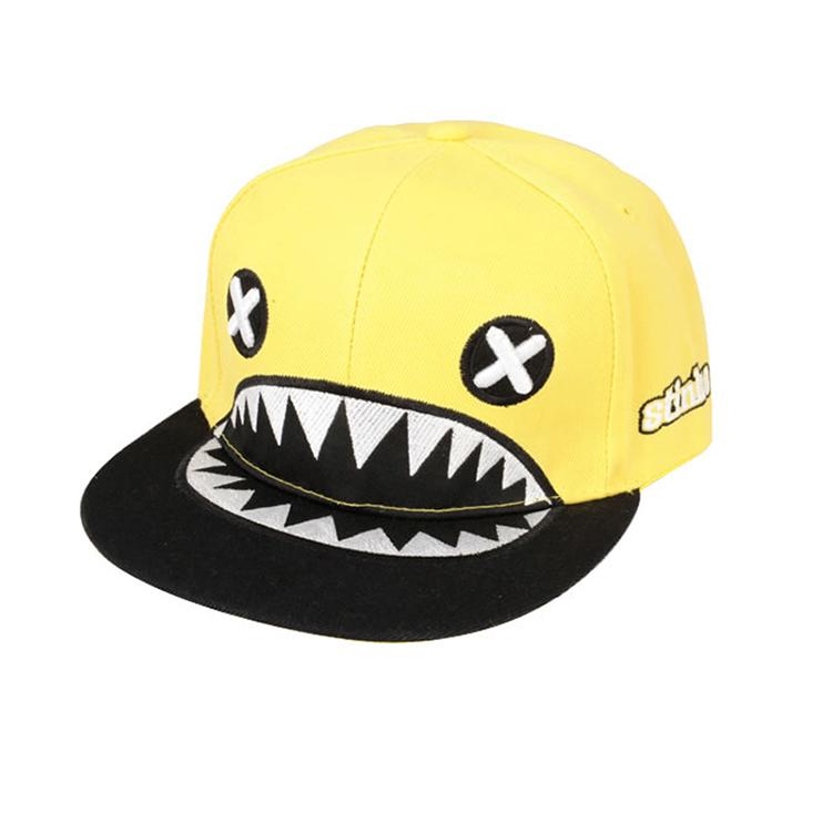 Custom Snapback Baseball Hats for Kids