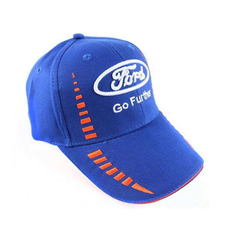 Custom 100% Cotton Twill Sports Baseball Caps