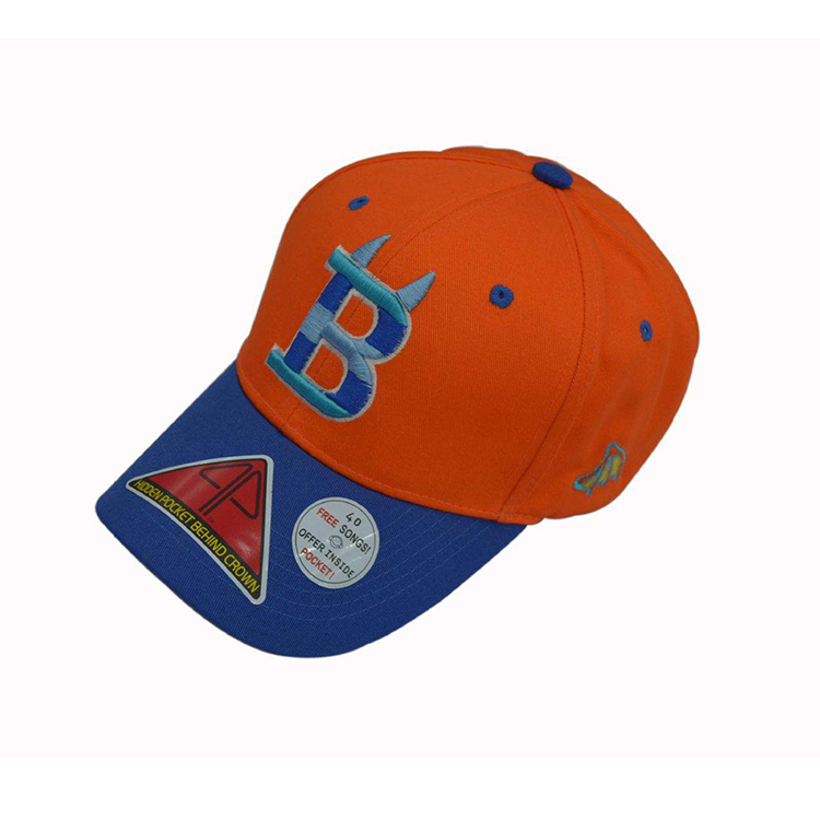 Personalized Sports Baseball Cap with Custom Design