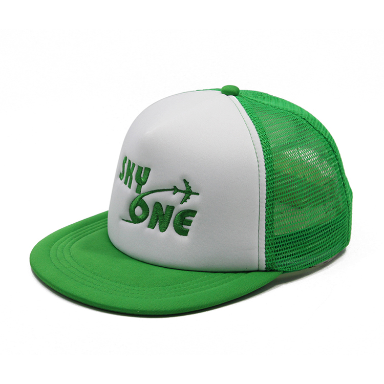 Promotional Custom Mesh Summer Cap with Embroidery