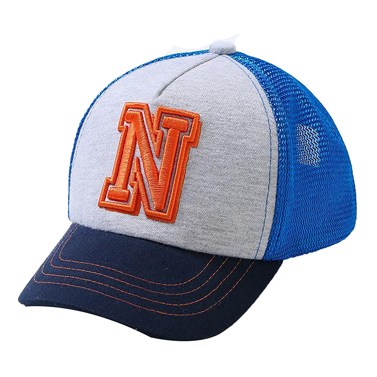 Promotional Custom Mesh Cap with Embroidered Logo