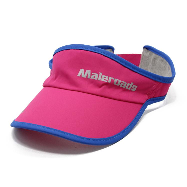 Custom Outdoor Golf Sun Visor Hat for Woman