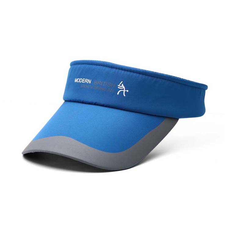 Summer Custom Adjustable Sports Cap Visor Hats