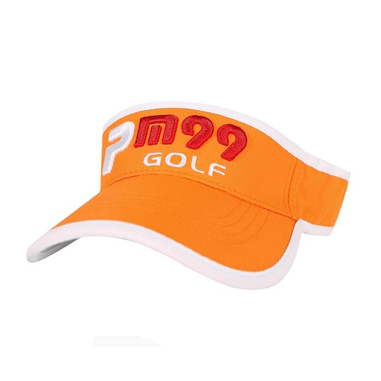 Embroidered Custom Sun Visor Cap with Logo