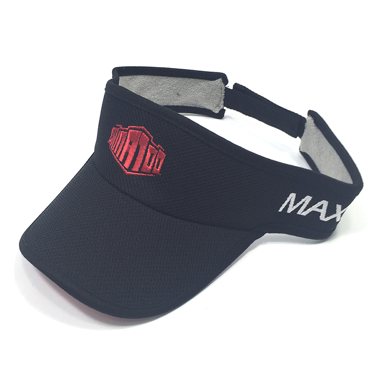 Custom Design Men's Dat Hat Cotton Sun Visor