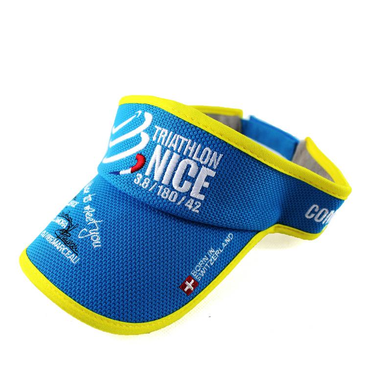 Customized Summer Sports Men's Sun Visor Hat