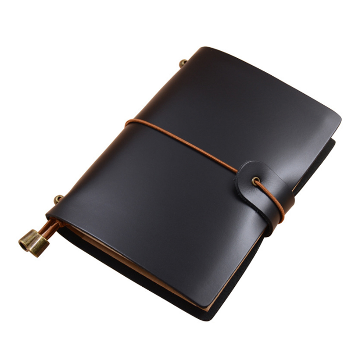 Promotional A5 Classic Leather Notebook Journals