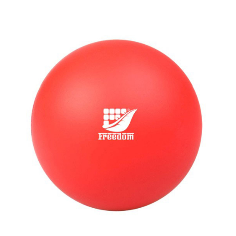 Promotional Custom Logo Golf Ball Shaped PU Foam Stress Ball