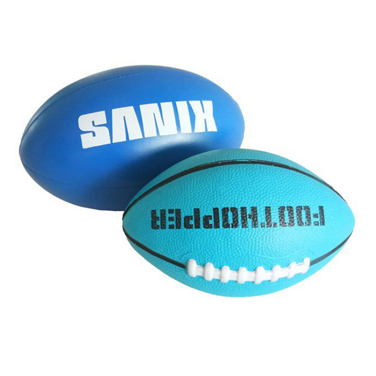 Promotional Gift Custom Logo Printed Soft Stress Ball