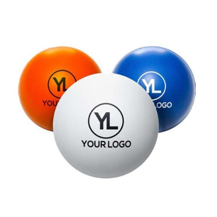 Promotional Custom Shape Soft PU Foam Stress Ball