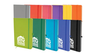 Why Are Promotional Notebooks Popular For Marketing?