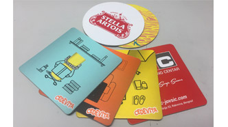 How Promotional Coasters Can Benefit Your Business?